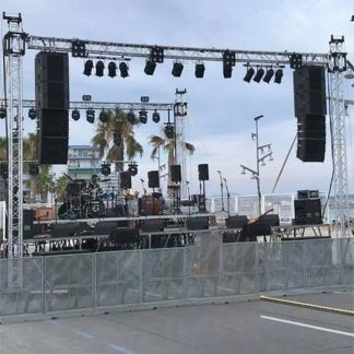 L-Acoustics dV-Dosc, dV-Sub and SB218 Package