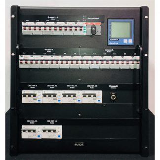 Major CEE63A Power distributor