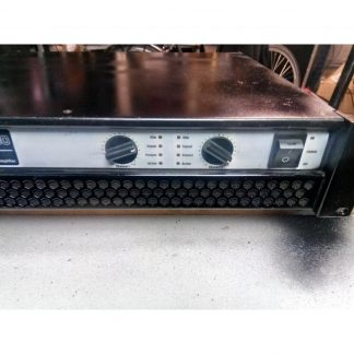 Nova X 2000 Amplifier