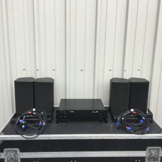 d&b Audiotechnik E3 Plug and Play System