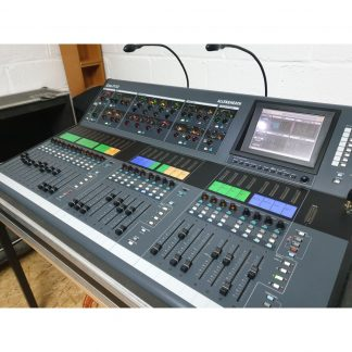 Allen & Heath T112 iLive surface and IDR-48 Rack (48in/24out)