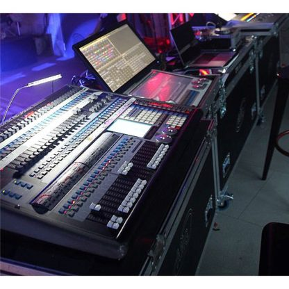 Avolites Pearl Expert PRO and Touch Wing