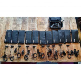 DPA D:VOTE 10 4099 Mic Touring Kit