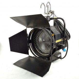 De Sisti Leonardo 5kW Fresnel Lighting Fixture Set