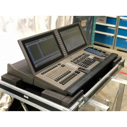 ETC EOS Ti 24,576 Ch Console with case