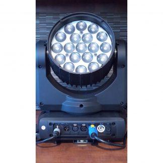 Elation ZW19 LED Wash RGBW Moving Light Package (2)