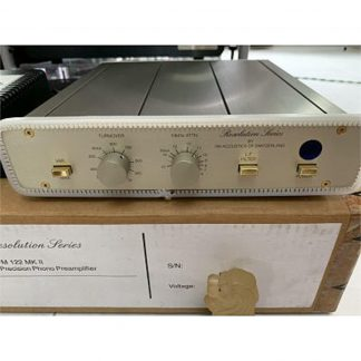 FM Acoustics FM-122 MKII Phono Lineariser Preamplifier
