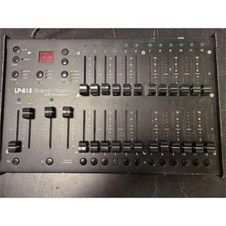 Leprecon LP-612 12 Ch Lighting Console Package