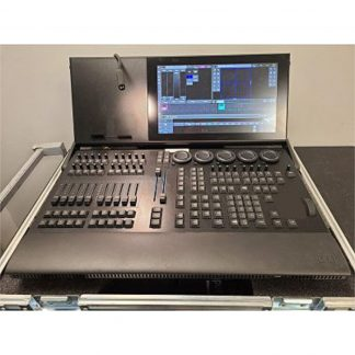 MA Lighting MA3 Compact 4,096 Ch Console with case