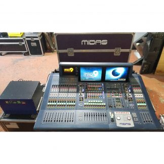 Midas PRO9 Digital Mixing Console with DL371 Engine