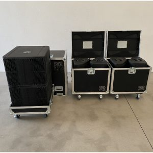 NEXO P12 and L15 Package