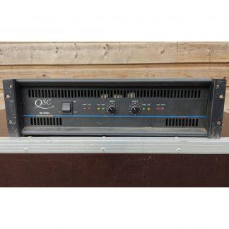 QSC MX3000a Power Amplifier