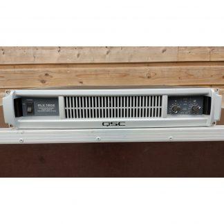 QSC PLX1802 Power Amplifier