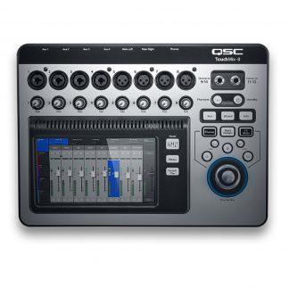 QSC TouchMix-8 Compact Digital Mixer