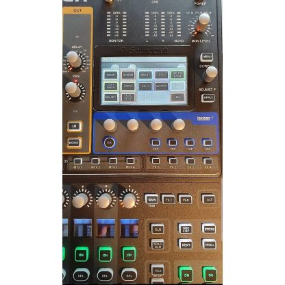 Soundcraft Si Performer 1 16-Channel Digital Mixer