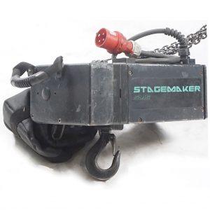 Verlinde SM5 500kg, 17 meters chain, D8 Set (2)