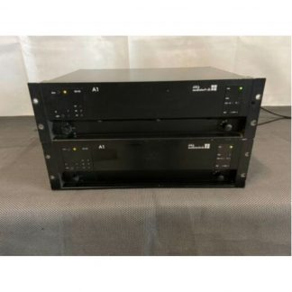 d&b Audiotechnik A1 Mainframe with two power amplifier