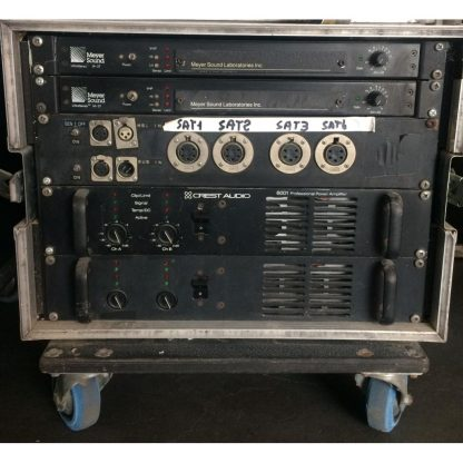 Meyer Sound MSL3 and 650-R2 Package