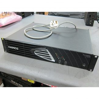 Camco Tecton 38.4 Amplifier