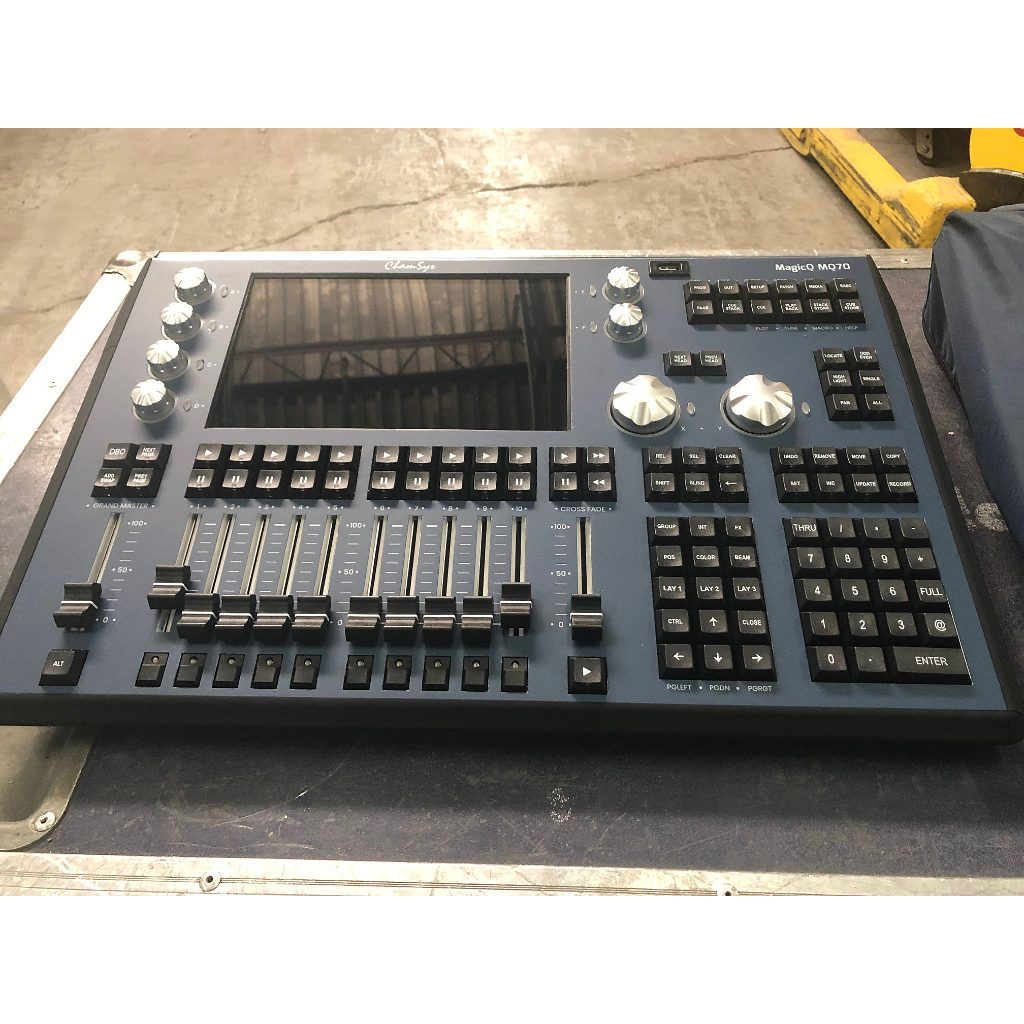 Chamsys Magicq Mq70 Buy Now From 10kused