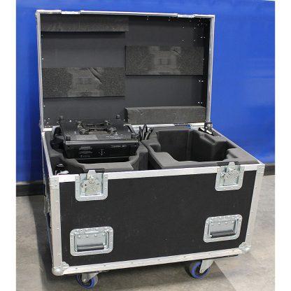 Clay Paky Alpha Spot QWQ 800 Lighting Fixture Set (2)