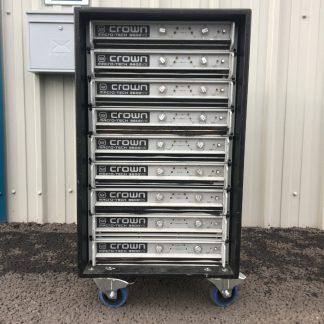 Crown Macro-Tech 3600VZ Power Amplifiers