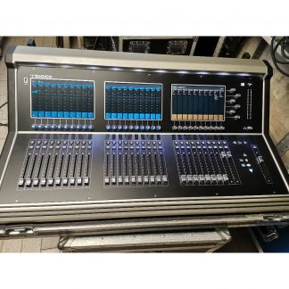 DiGiCo S31 Digital Mixing Console with D2-Rack