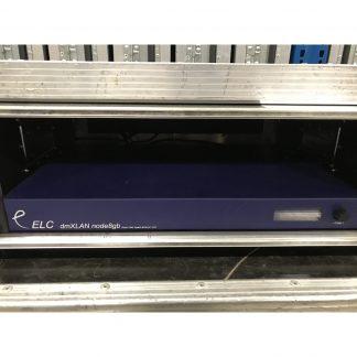 ELC dmXLAN node8Ggb 8-Port Gigabit Ethernet Node