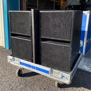 EM Acoustics i-8 Sub