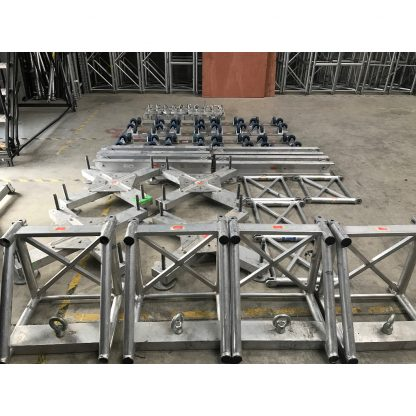 James Thomas Super Truss and Ground Support Package