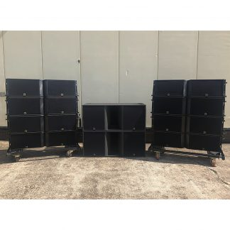 L-Acoustics K2 24 Box Turnkey System