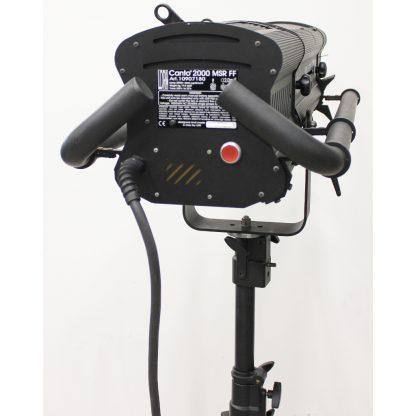 LDR Canto 2000 MSR Followspot Lighting Fixture
