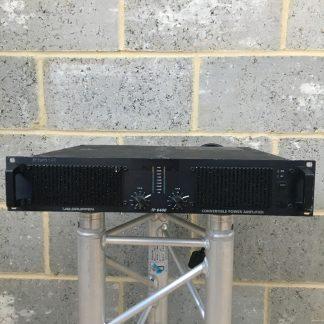 Lab Gruppen FP 6400 Power Amplifier