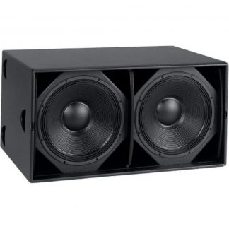 Martin Audio WS218X Dual-Driver Vented Sub-Bass System