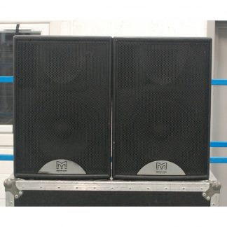 Martin Audio F12 Loudspeaker Set (2)