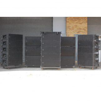 Martin Audio MLA 24 Box Turnkey Package