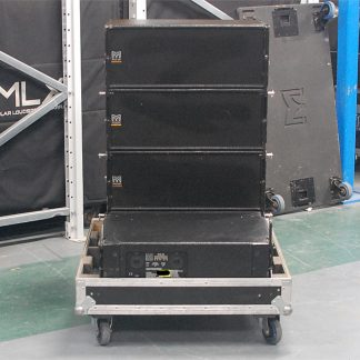 Martin Audio W8LM Line Array Cabinets and SX218 Subwoofer Package