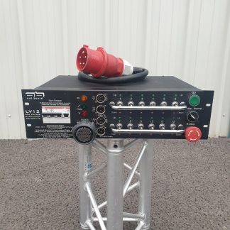 Out Board LV12 Chain Hoist Controller