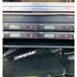 Shure SLX Series 4-Way Package