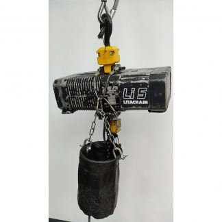 Verlinde LITACHAIN ​​500KG 14m Electric Hoists