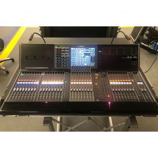 Yamaha CL5 Digital Mixing Console Package