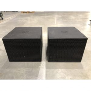 d&b Audiotechnik E15X Sub Set (2)