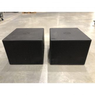 d&b Audiotechnik E15X Sub (Subwoofers) Set (2)