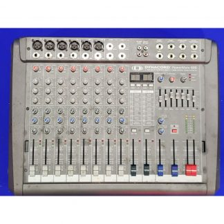 Dynacord Powermate 600 Mk2 Powered Mixing Console
