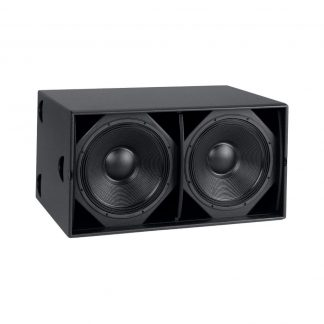 Martin Audio WS218X is a high performance dual-driver vented sub bus system