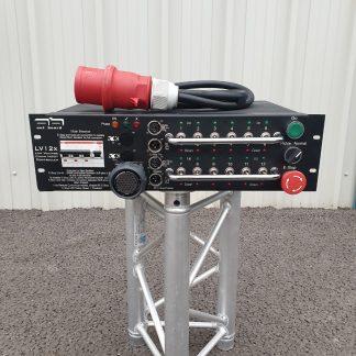 Outboard LV12x Chain Hoist Controller