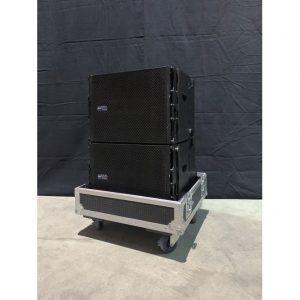 RCF TTL12-AS Set (4)