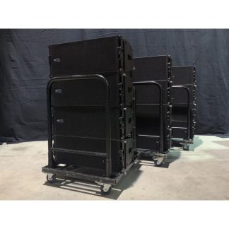 RCF TTL33-A Line Array System (12)