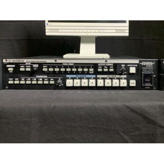 Roland Edirol V-44SW Rack-Mountable Multi-Format Video Mixer and Switcher