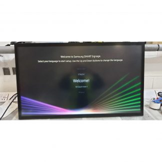 "Samsung 43"" PM43F eBoard interactive touch display - LH43PMFXTBCEN"